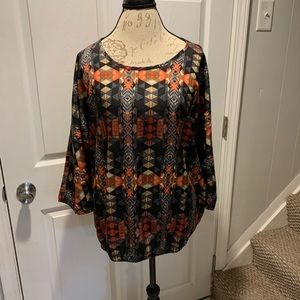 Forever 21 + Plus Size Blouse